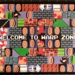 WELCOME TO WARP ZONE
