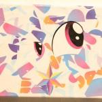 'Rainbow Pony Power', formerly My Little Pony